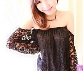 Off-Shoulder Lace Blouse